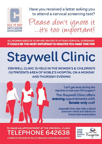 Staywell Clinic - Isle of Man Anti Cancer Association